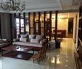 客厅,客厅餐厅,沙发,沙发组合,吊灯