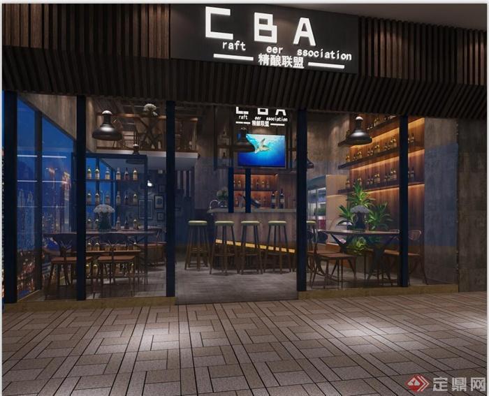 餐饮空间,餐饮店,餐饮餐厅