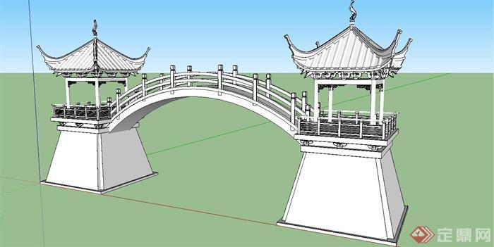 中国古建筑大合集SU模型含JPG图片文件(21)