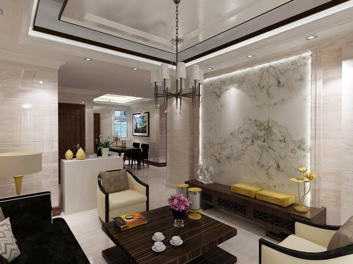 鹰潭525小区套房设计图