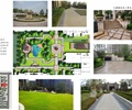 小區中庭景觀,住宅景觀,居住景觀