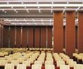 会议厅,隔断墙,隔断墙装饰,椅子