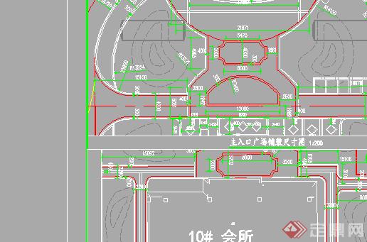 打开的图纸都在图纸里面。我的CAD下载广联达v图纸布局图片