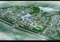 某大学分校区环境规划设计方案