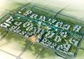 某城市大学城校园规划设计方案
