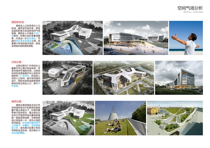 sketchup活动中心博物cad文本su效果图大学生活动中心社区青年宫(15)