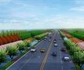 道路,道路景观,道路?#20540;?道路绿化