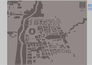 美国俄亥俄州立大学总体景观规划设计PDF方案