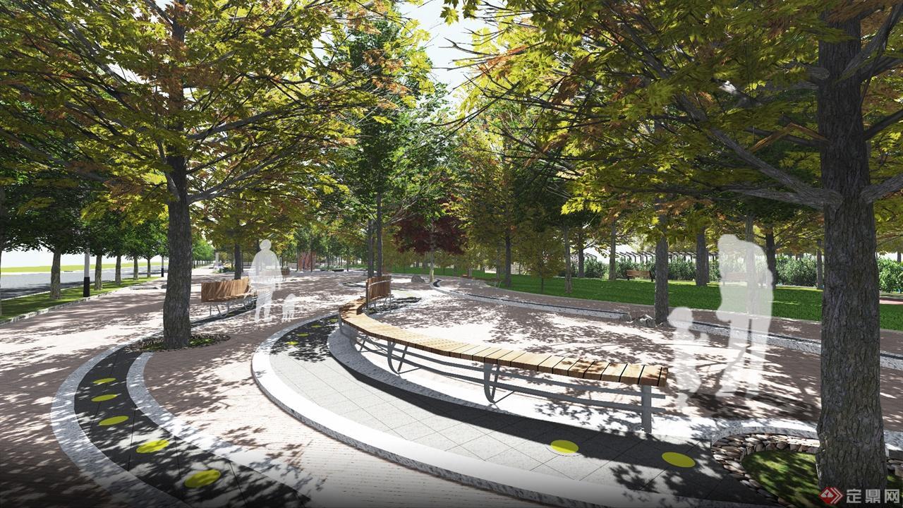 公园绿地是城市中的精品绿地和现代化城市园林的主体形式,在城市生态、景观、文化、休憩和减灾避险方面具有重要的作用,不但担负着保护和改善城市生态环境的功能,而且还能绿化、美化城市环境,给市民提供一个舒适、休闲的活动空间。在公园建设过程中,基于以人为本的理念,更好的发挥其作用,节约水资源,改善生态环境,缓解呈贡大学城用水压力,调节小气候,形成一个内容与形式兼备的自然生态公园。