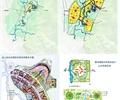 景观小镇,小镇规划,小镇平面图,小镇