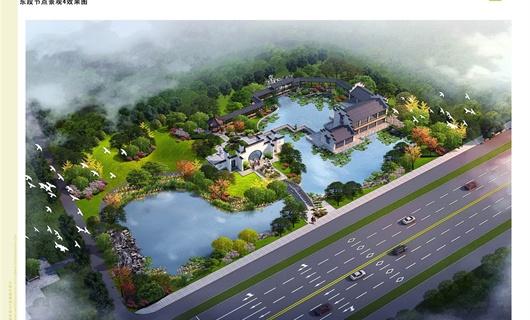 宿迁道路景观提升设计方案