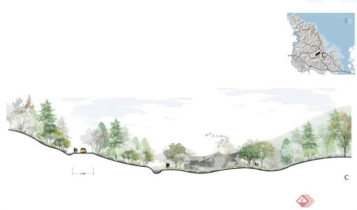 某滨水生态文化旅游区规划设计pdf方案文本(88页)[原创]