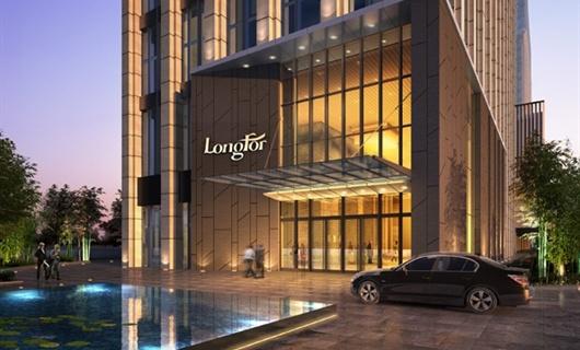 杭州下沙高端酒店办公设计