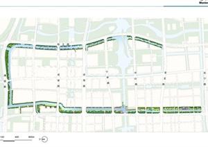 城市水岸河道景观初步方案设计文本