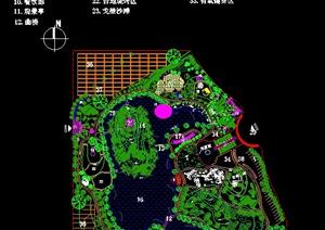 某公园设计方案