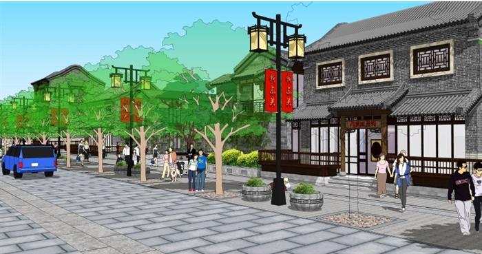某现代方案旅欧景观风格建筑v方案高清景区pd上海甲级深化设计院图片