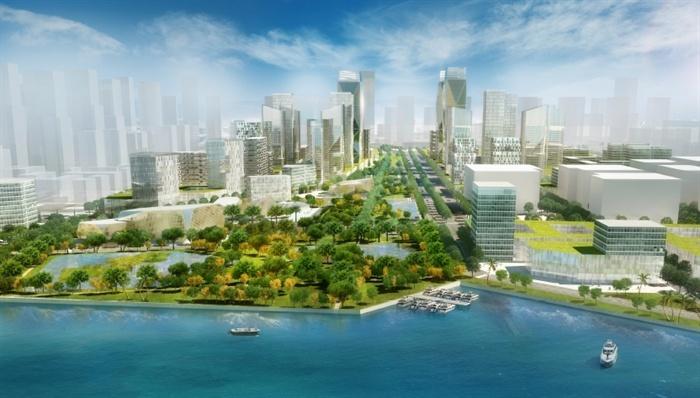 前海深港现代服务业合作区12-21开发单元规划设计方案高清文本(7)