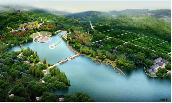 江苏溧阳曹山风景区慢城景观功能提升设计方案(5)