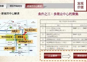 某城区规划竞标方案文本