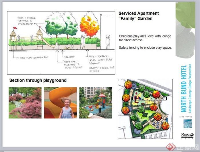 外滩中央商务区景观规划设计PPT方案