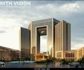 商业办公综合建筑,商业办公综合体,商业办公楼,商业办公建筑