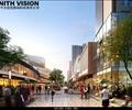 商業街,商業街建筑,商業步行街,商業步行街建筑,商業建筑