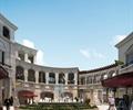 商业街,步行街,商业环境,喷泉水池,商铺