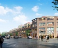 商業樓,商業街,步行街,商業建筑