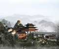 寺庙,古建,庙宇,文化建筑