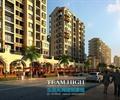商住楼,高层住宅,沿街商铺,街道环境
