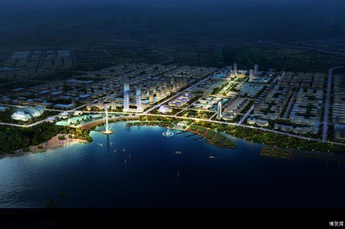 茂名滨海新区概念规划及城市设计方案高清文本(6)