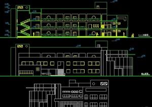 幼儿园建筑方案图