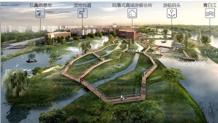 某欧式风格生态小镇概念规划设计方案高清pdf文本[原创]
