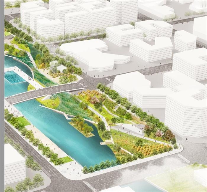 某现代风格公园景观规划设计pdf方案含jpg图片[原创]
