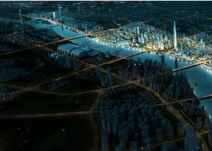 廣州國際金融城城市規劃設計pdf方案含jpg圖片[原創]