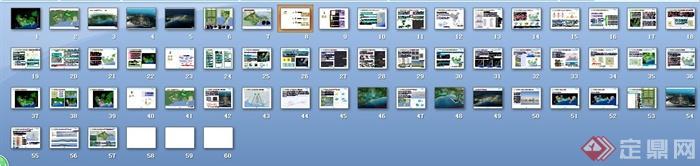 某城市滨海新区概念规划及城市设计方案高清文本(8)