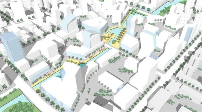 舟山定海辖区白泉片区城市景观规划设计pdf方案[原创]
