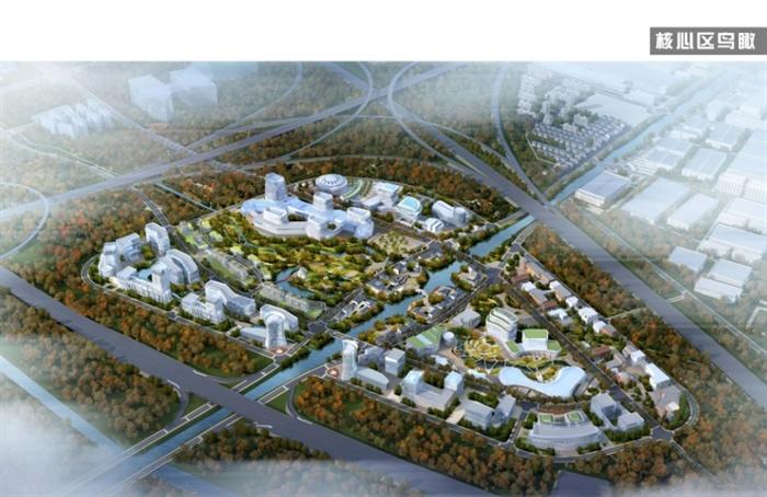 浙江萧山机器人小镇总体规划及城市设计方案高清文本2016(3)