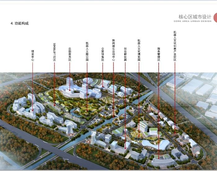 浙江萧山机器人小镇总体规划及城市设计方案高清文本2016(4)