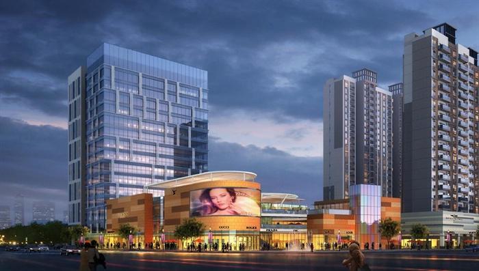 河北衡水泰华·翰林苑项目规划建筑设计方案——华森2014.08(6)图片
