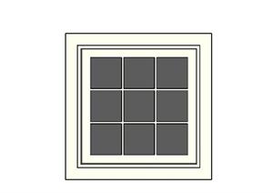 160种不同的窗户设计SU(草图大师)模型