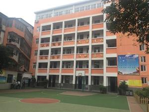 某幸运飞艇小学 教学楼 已竣工使用