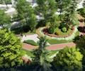 长庆石化小区局部绿化改造方案设计