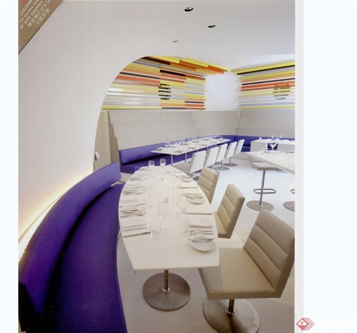 多种不同单独详细情调餐厅jpg图片(4)