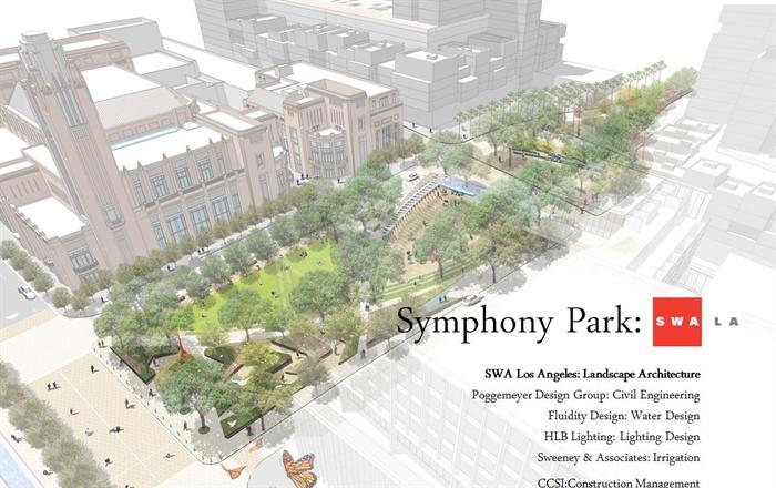现代街心公园景观设计方案高清ppt文本[原创]图片