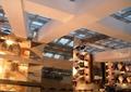 某现代风格详细的3层餐厅空间设计cad竣工图及实景图
