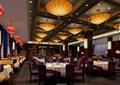 某现代风格详细精致的海鲜餐饮空间设计cad施工及效果图