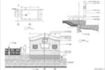 LD-0.04~0.04.1 1#池塘景墙详图-布局1
