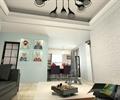 客厅,装饰画,陈设品,文化墙