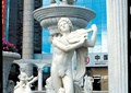 雕塑,人物雕塑,罗马柱,景观柱